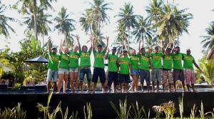 Gili Islands Nitrox course with IDC Dive Resort Oceans 5 Gili Air Lombok Indonesia