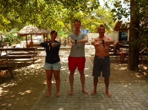 Advanced Open Water Course Gili Islands with IDC dive resort Oceans 5 Gili Air Indonesia