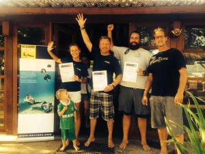 PADI IDC Center Oceans 5: the First DDI Instructor Training Center in Indonesia
