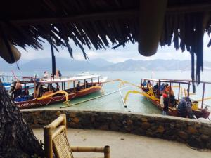 Dive Resort Oceans 5 located on the Gili Islands
