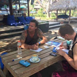 Free IDC preparation with Oceans 5 Gili Air in indonesia