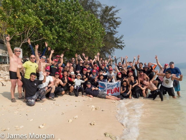 PADI CDTC Open Water Dives